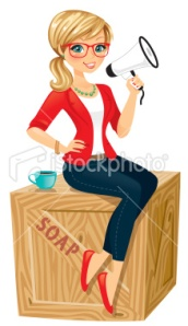 stock-illustration-21512518-woman-on-a-soap-box