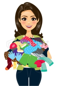 stock-illustration-22382029-woman-holding-clothes
