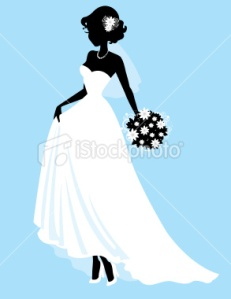 stock-illustration-14817525-sweet-little-bride-silhouette