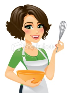 stock-illustration-24169571-woman-in-apron-cooking
