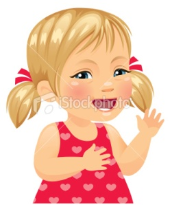 stock-illustration-24978180-beautiful-little-girl-with-down-syndrome