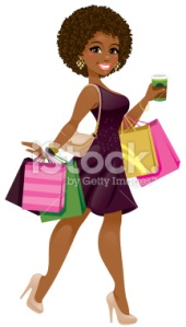 stock-illustration-31897658-beautiful-woman-with-afro