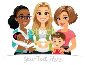 stock-illustration-43172310-group-of-moms