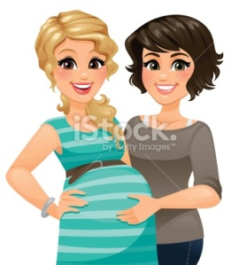 stock-illustration-43503726-pregnant-woman-with-doula