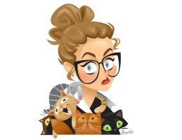 RGD Cat Lady