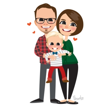 Davie + Megan + Jesse